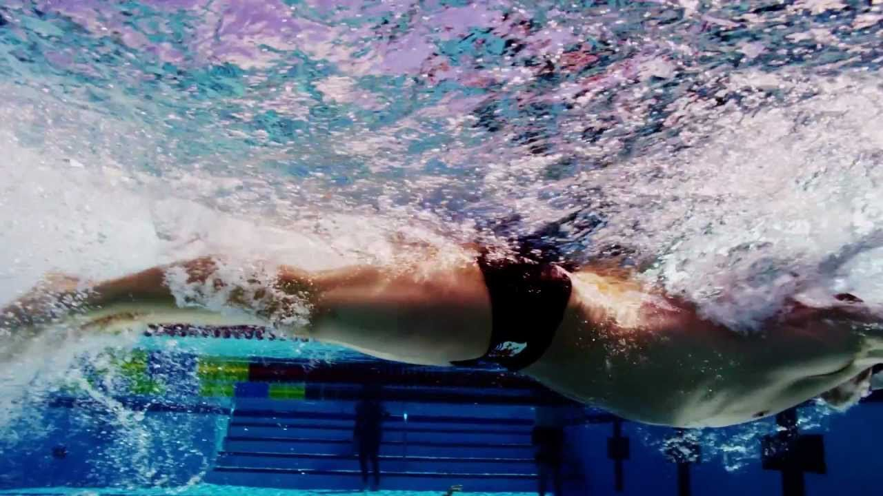 Fast Swimming Techniques - Butterfly Kick