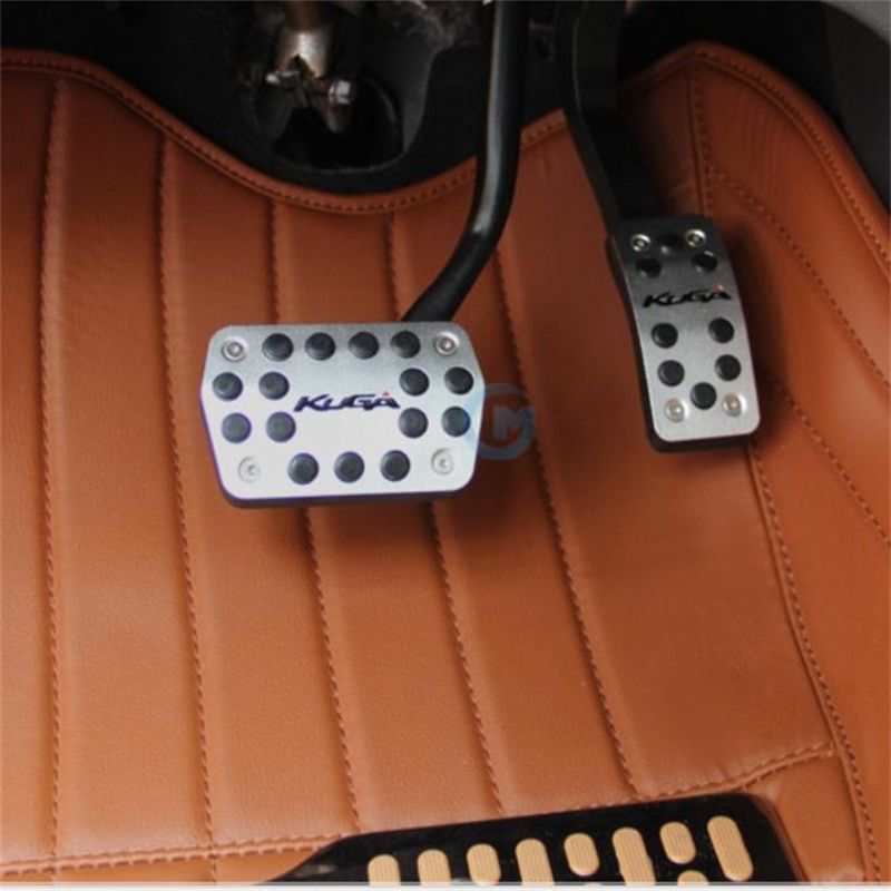 Fit For Ford KUGA Car Accessories Styling Pedal Anti-slip Stickers ...