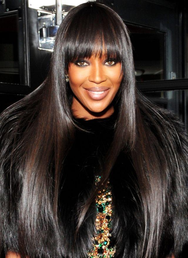 Naomi Campbell Hairstyles   Sök På Google