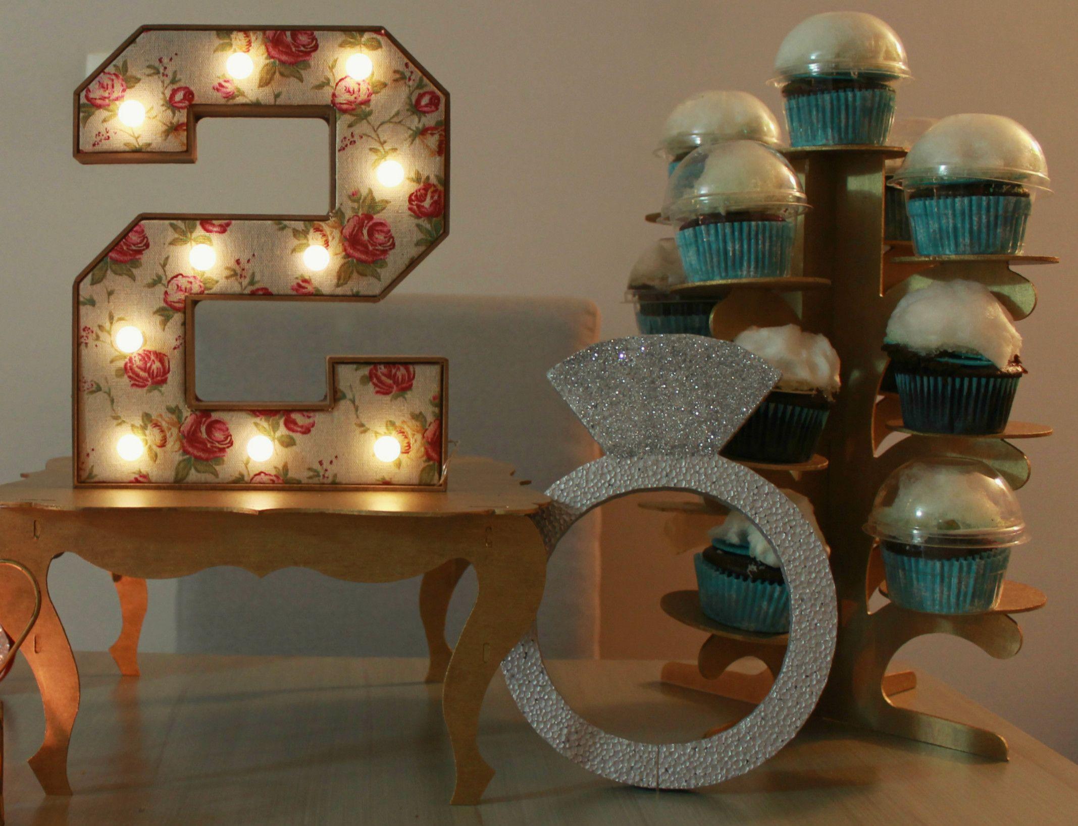 Bodas de algod n decoraci n aniversario de boda 2 a os for Decoracion 40 aniversario de bodas