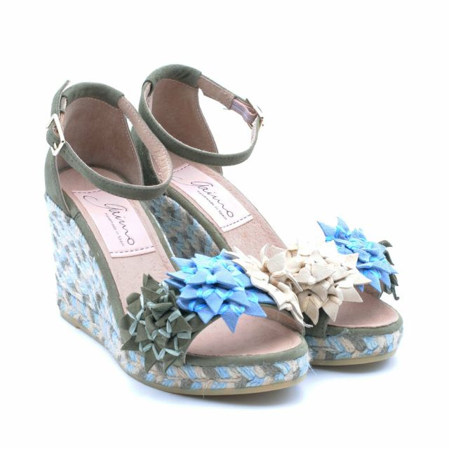 94626346c75a GAIMO Cessy Wedge Sandal in 2019