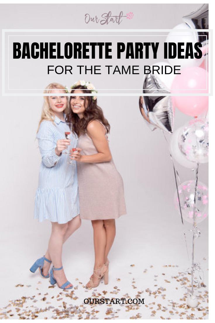 8 Alternative Bachelorette Party Ideas For The Tame Bride Alternative Bachelorette Party Ideas Bachelorette Party Bachelorette