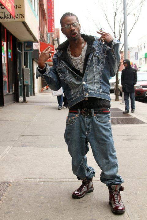 """Humans of New York: """"You want me to do my rappin' shit?"""" """"You can do whatever you want."""" """"All right, I'm gonna do my rappin' shit."""""""