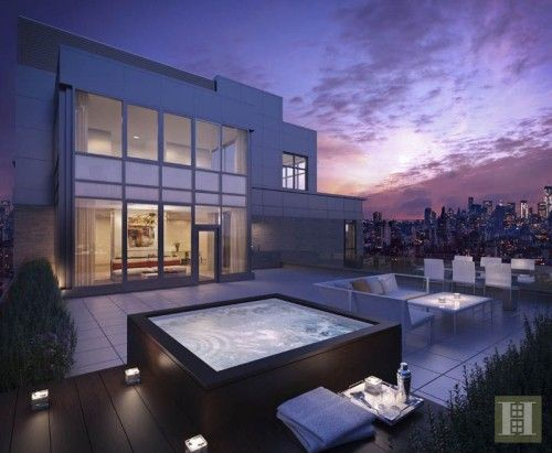 Homes For Sale With Spas And Pools Penthouse Pent