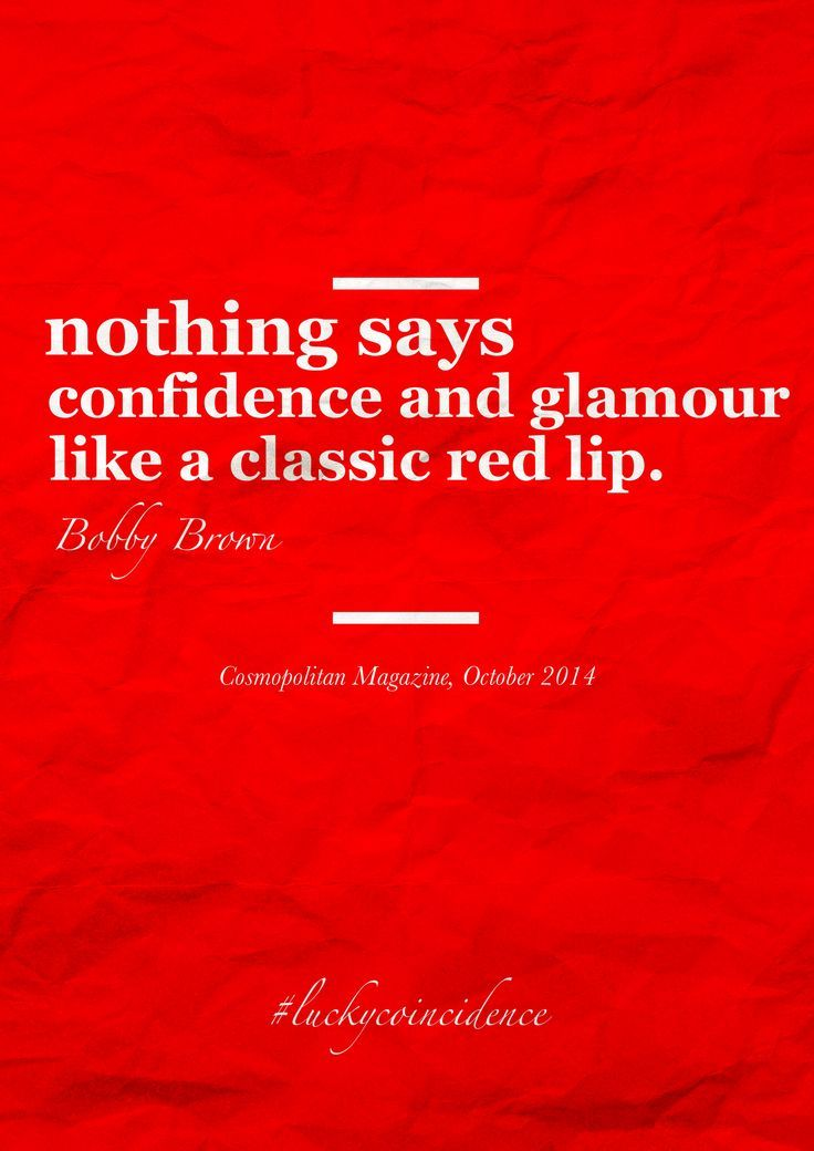 Red Lipstick Quotes Gorgeous Lipstick #quote …  My Quote…
