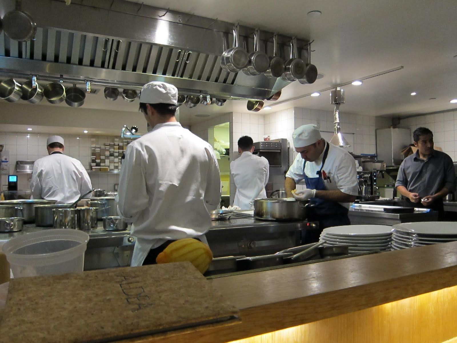 Aldea Chefs Counter Nyc  Google Search