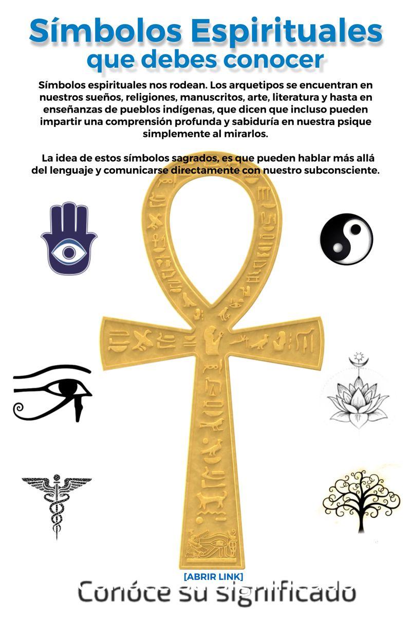 Los 10 Símbolos Espirituales Que Debes Conocer Reiki Letters Spirituality