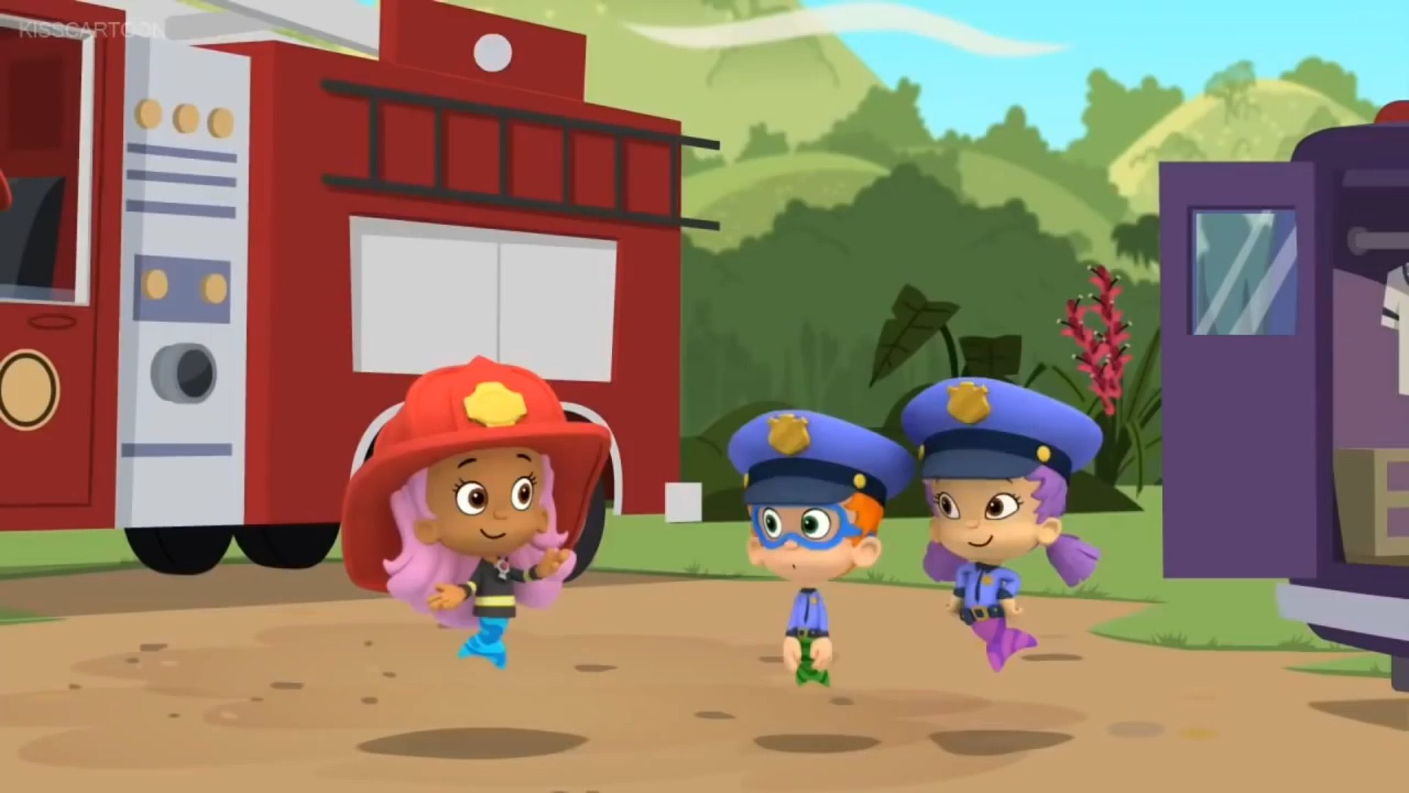 Bubble guppies costume boxing song | Watch Bubble Guppies