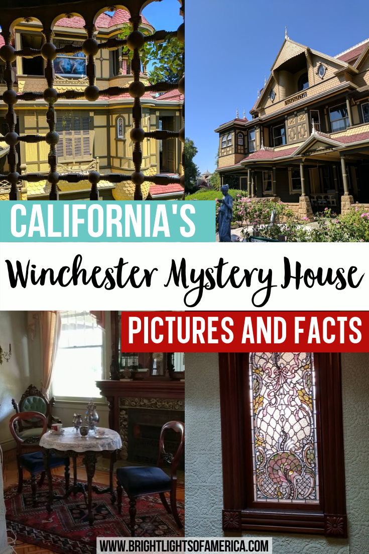 Winchester House Virtual Tour Pictures From Inside Northern California Travel California Travel Winchester Mystery House