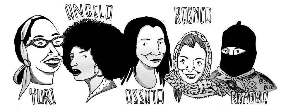 Sheros.  Las mas chingonas.  #powerfulwoman