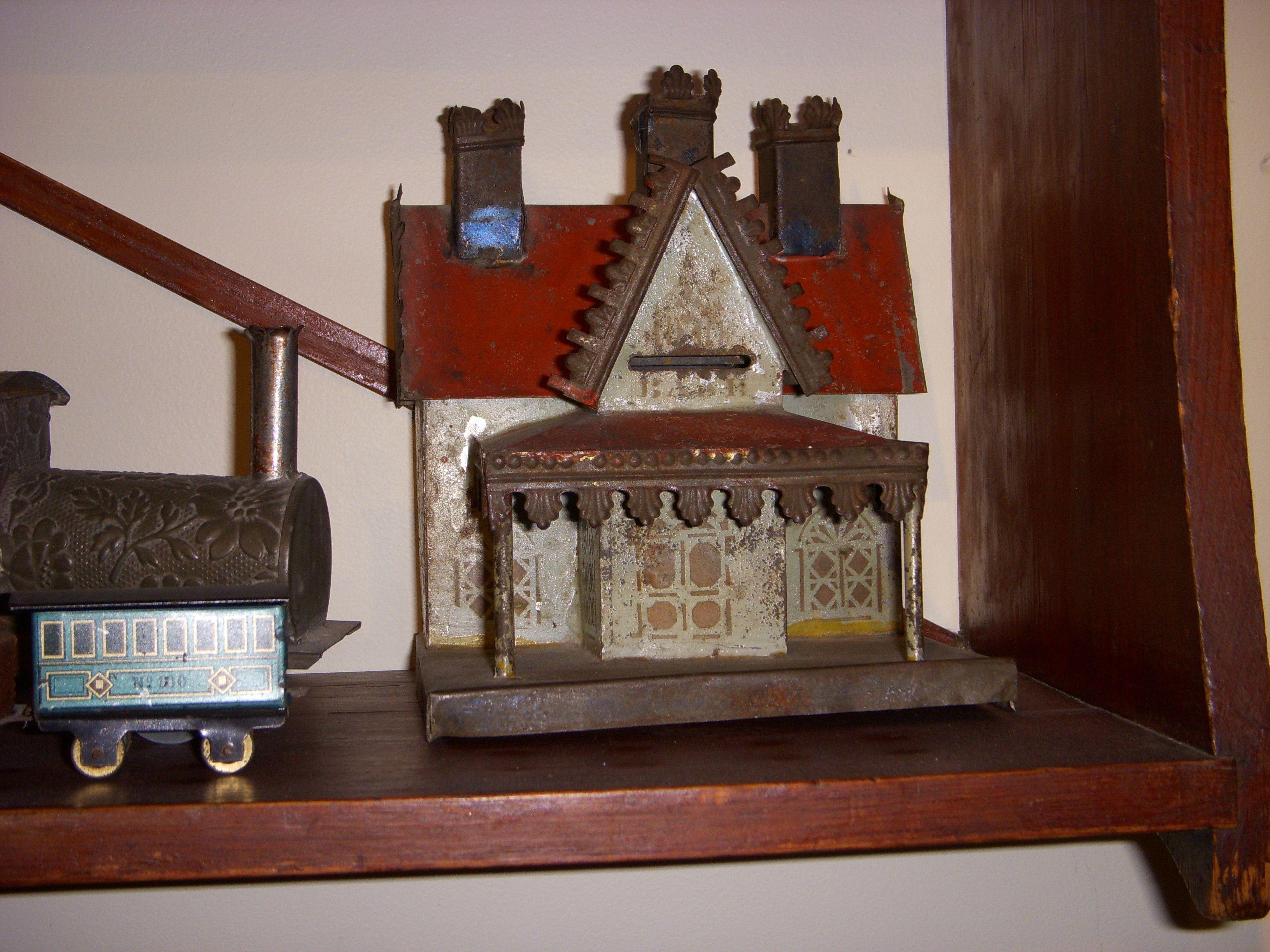 Early tin bank