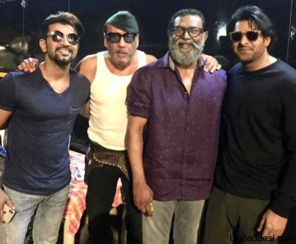 Arun Vijay Shares A Pic From Saaho Location Arun Vijay Mp3 Song Songs