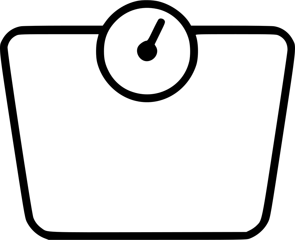 Weight Clipart Clipart Black And White Weighing Scale Clip Art