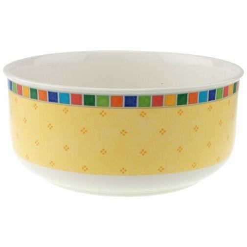 Villeroy & Boch Twist Alea Limone Limone Salad bowl (2) 23cm-01