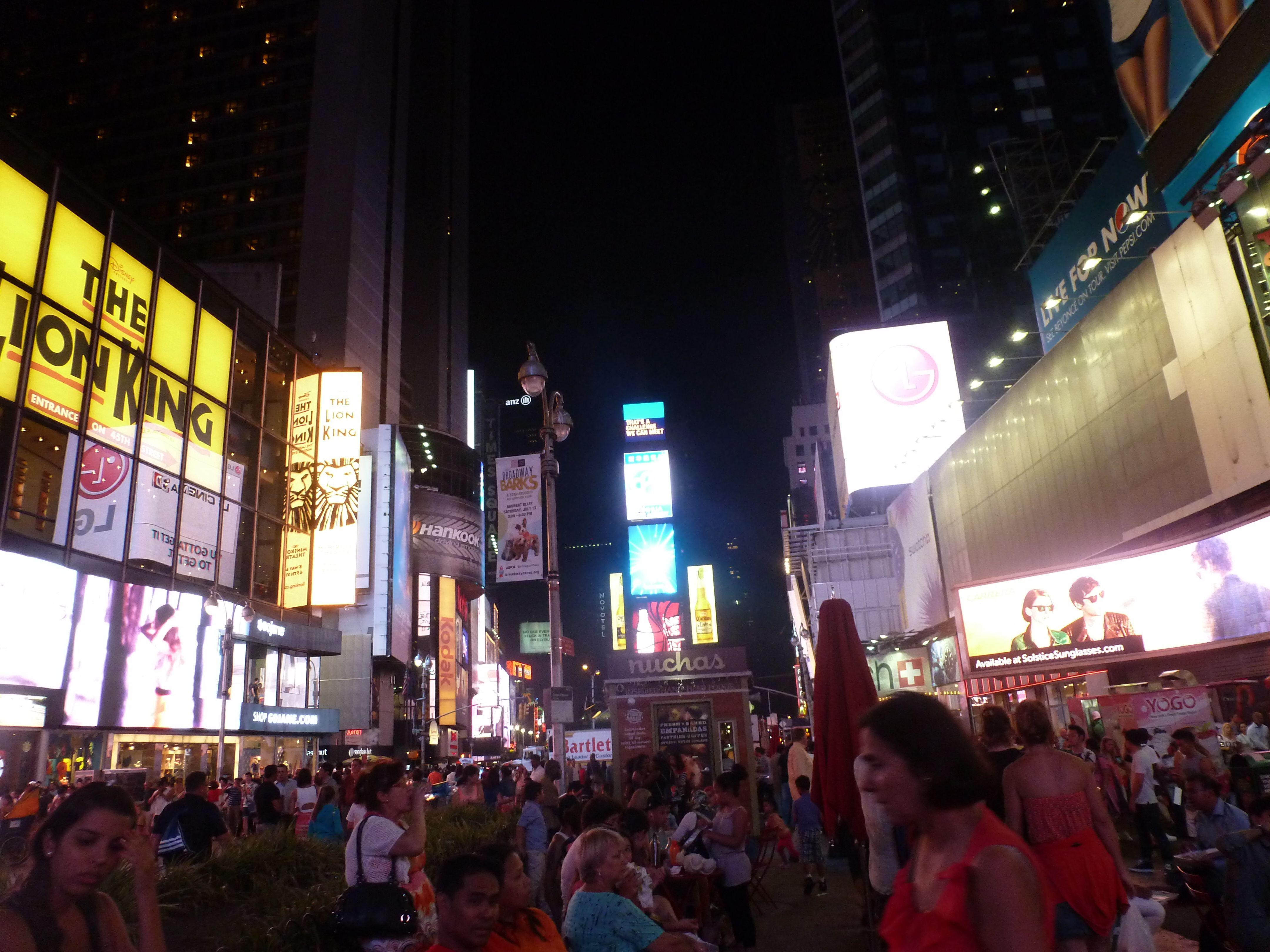 timesquare NY!