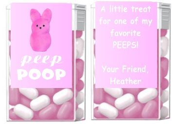 Peeps bunny poop gag gift for easter other holidays too craft peeps bunny poop gag gift for easter other holidays too negle Gallery
