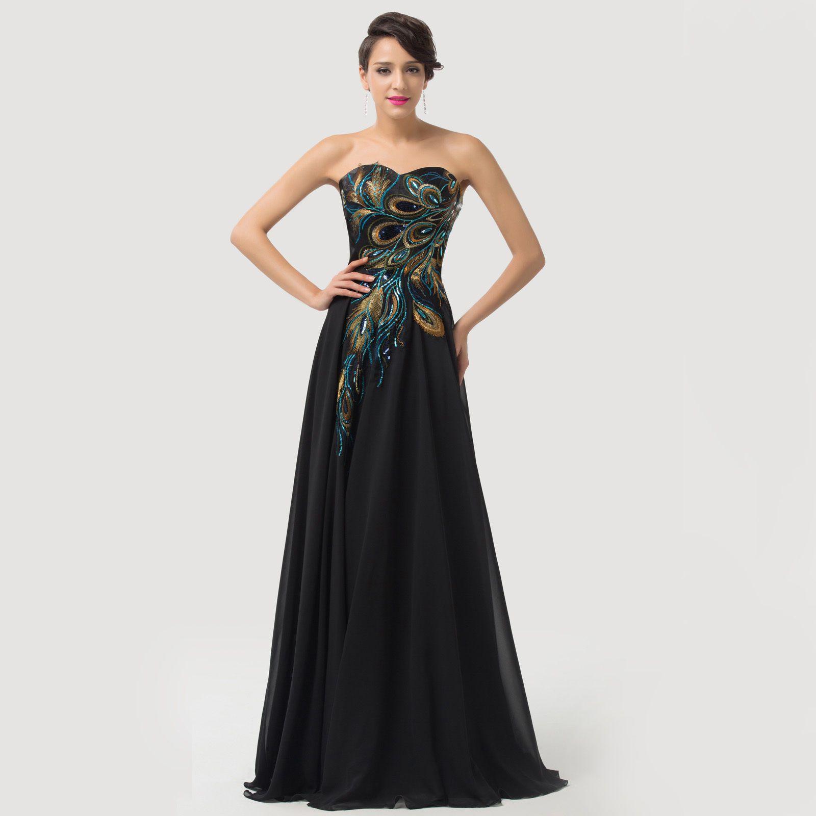 18+ Peacock wedding dress plus size information