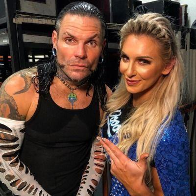 Pin on Charlotte flair Wwe Jeff Hardy And Trish Stratus