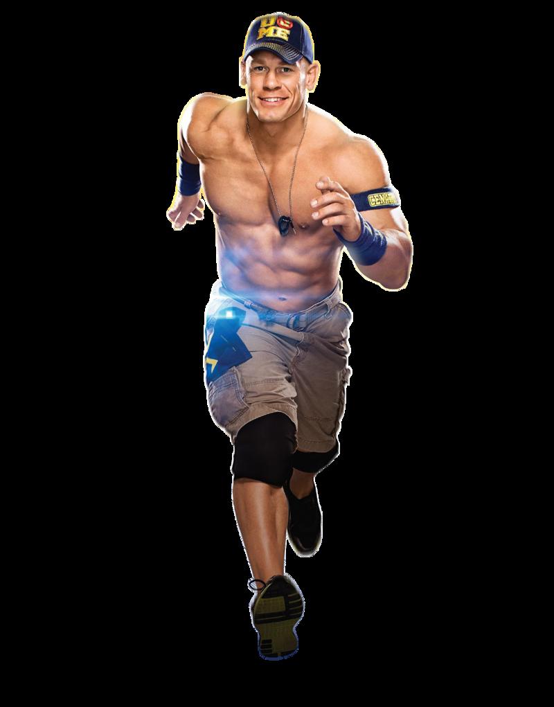 John Cena Running Png John Cena Running Man Running