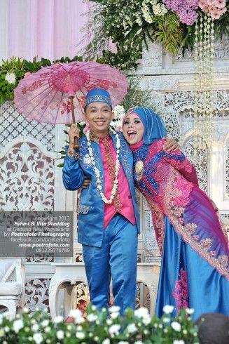 Pin By Dini Tasriva On Wedding Dresses I Dream Of Muslim Wedding