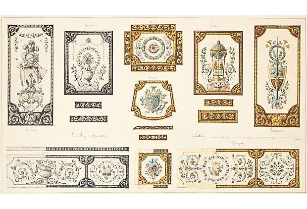 Furniture Designs For Fontainebleau On Onekingslane Com As