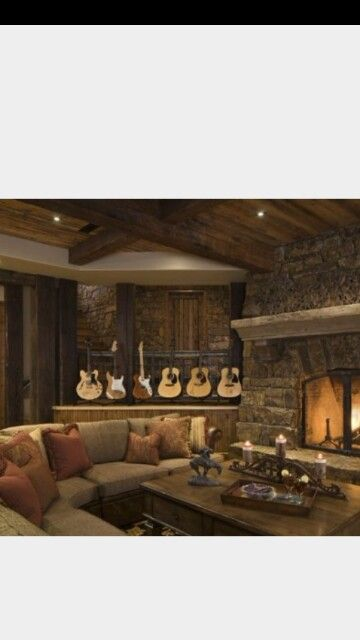 Decora con guitarras