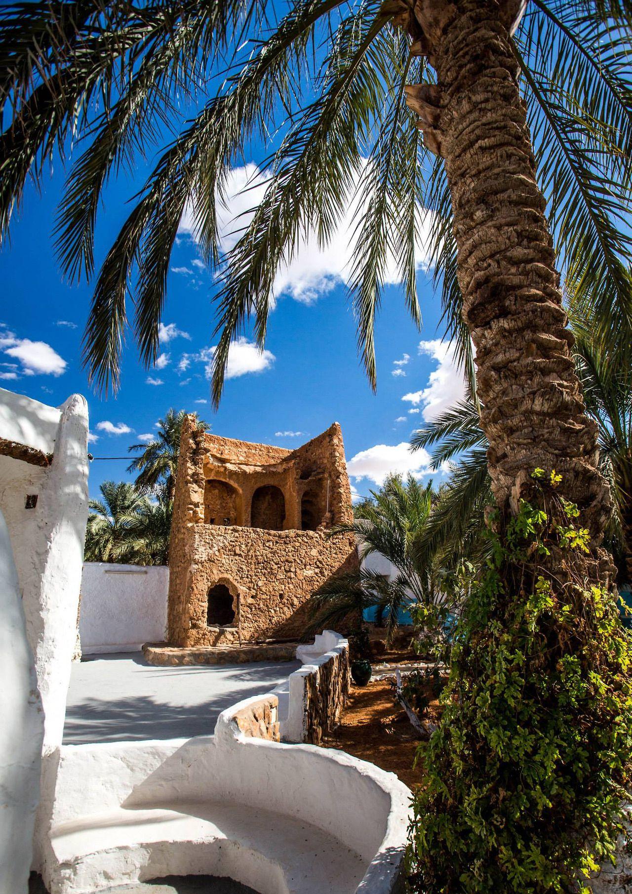 Ghardaia Paysage algerie, Paysages magnifiques, Desert