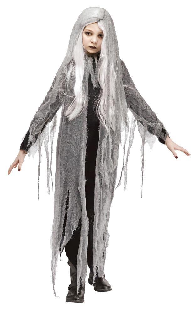 Zombie Ghost Girls Costume Lg #deguisementfantomeenfant