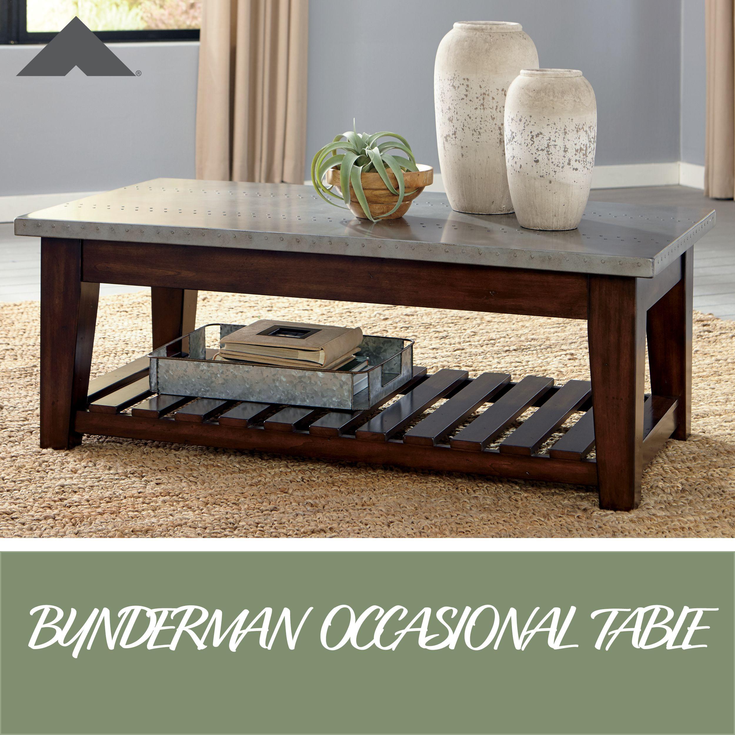 Bynderman Casual Signature Motion Occasional Table By Ashley Furniture Ashleyfurniture Homedecor
