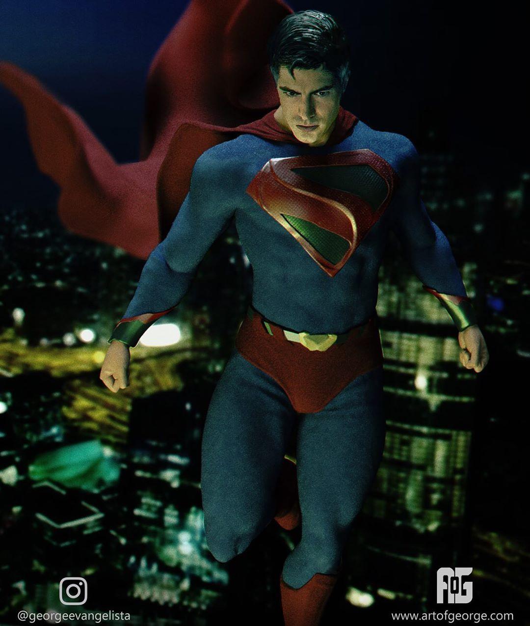 Обои clark kent, superman, kal-el, dc comics, infinite crisis, Warner Games. Игры foto 18