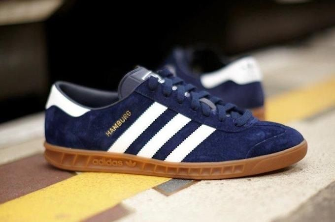 adidas originals hamburg sneaker