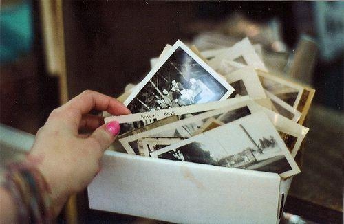 Memories - I ♥ the old black & whites