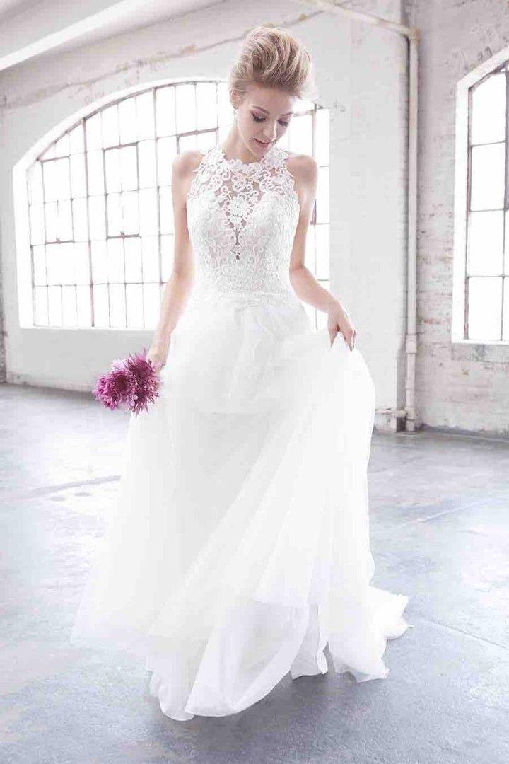 Madison James Wedding Dresses | Hochzeitskleid blumen, Ideen für die ...