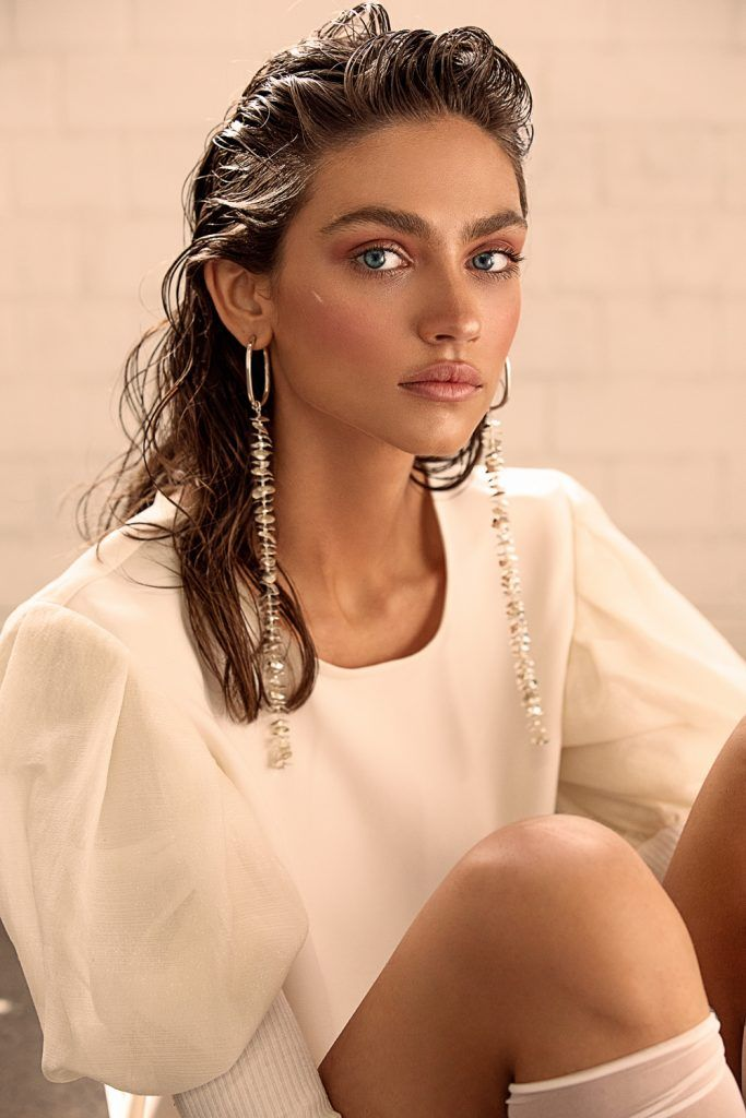 Photo of Lauren Schulz Exclusively for Fashion Editorials with Krini Alejandra