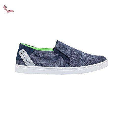Basket - Pierre Cardin - Sneakers pour Homme bleu Pierre Cardin dmxfiM61k