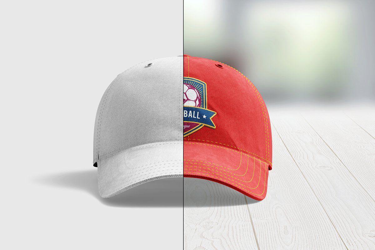 Download Baseball Cap 3d Mockup Free Logo Mockup Baseball Cap Mockup