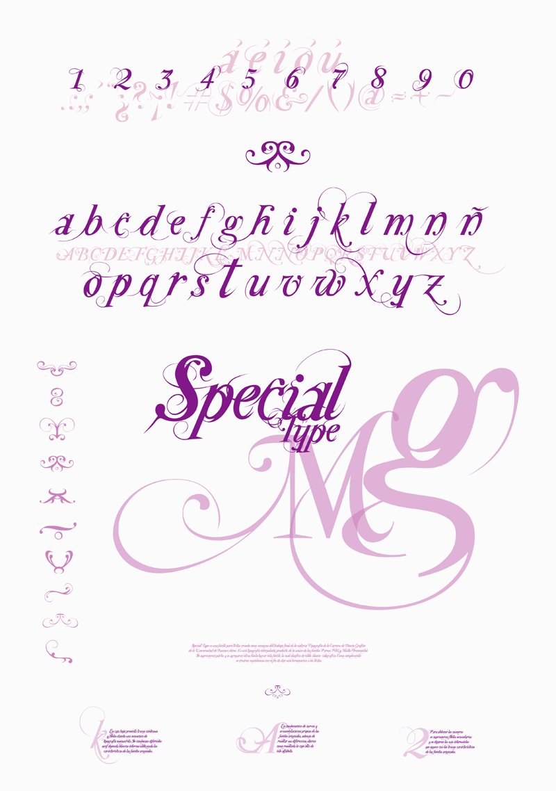 Special Type Font | dafont com | type | Free fonts download