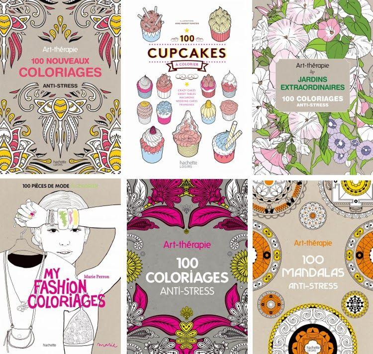 art thrapie le coloriage pour adulte - Livre De Coloriage Anti Stress