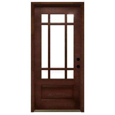 Single Door - Doors With Glass - Wood Doors - Front Doors - Doors .  sc 1 st  Pinterest & Single Door - Doors With Glass - Wood Doors - Front Doors - Doors ... pezcame.com