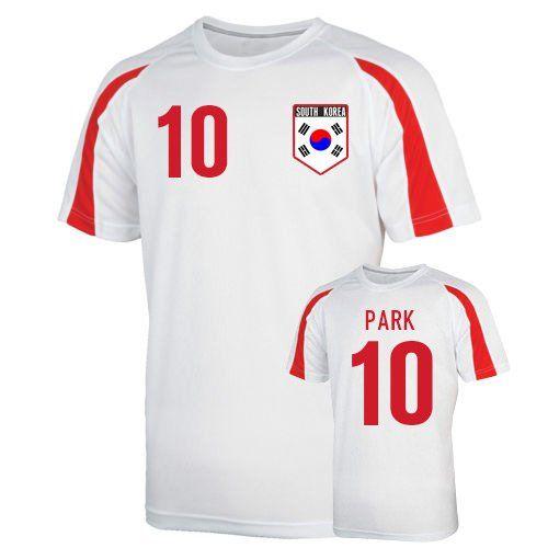 9151cc98b4c South Korea World Cup Jersey Sports Training Jersey (park 10 ...