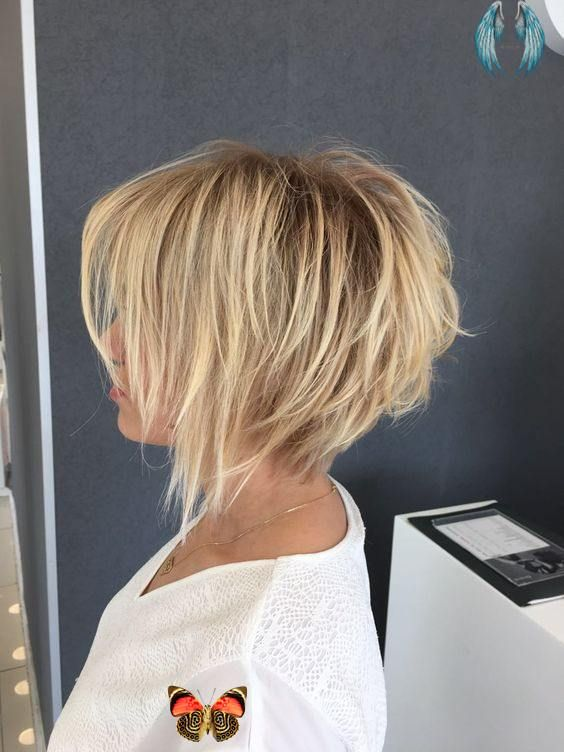 Pin On Short Hairstyles Thin