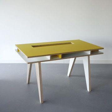 Fab.com | ARRé Design Insekt Desk Kids Ylw