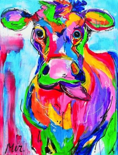 Cow collors