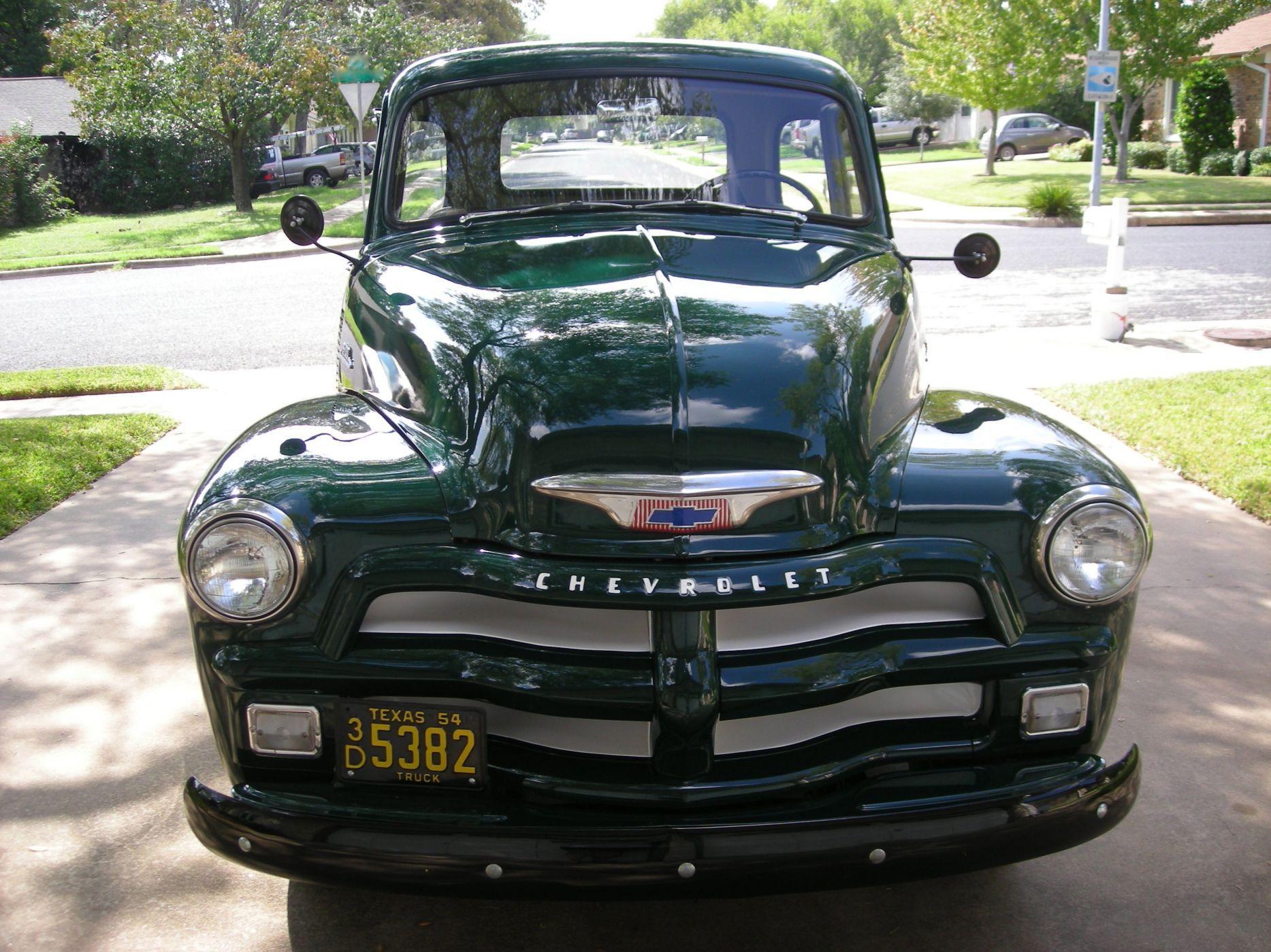 1954 Chevrolet 3100 Pickup Retro Wallpaper Vintage Pickup Trucks Chevrolet Chevrolet 3100