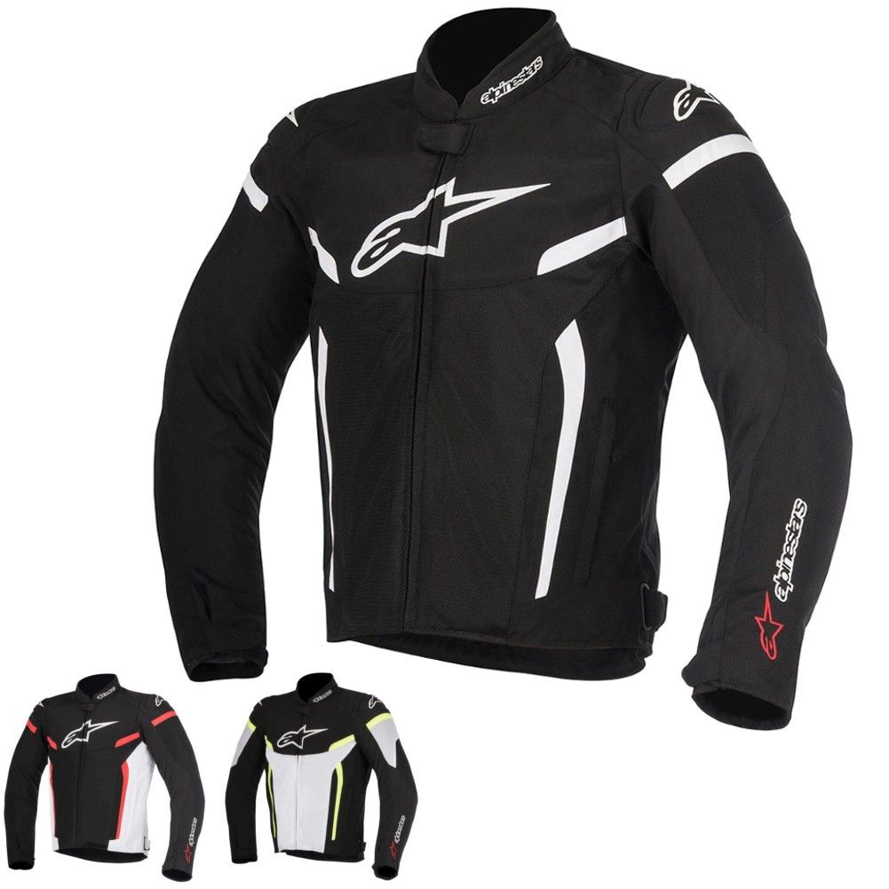 Alpinestars Racing T-GP Plus R v2 Air Mens Touring Sport Road Motorcycle Jackets