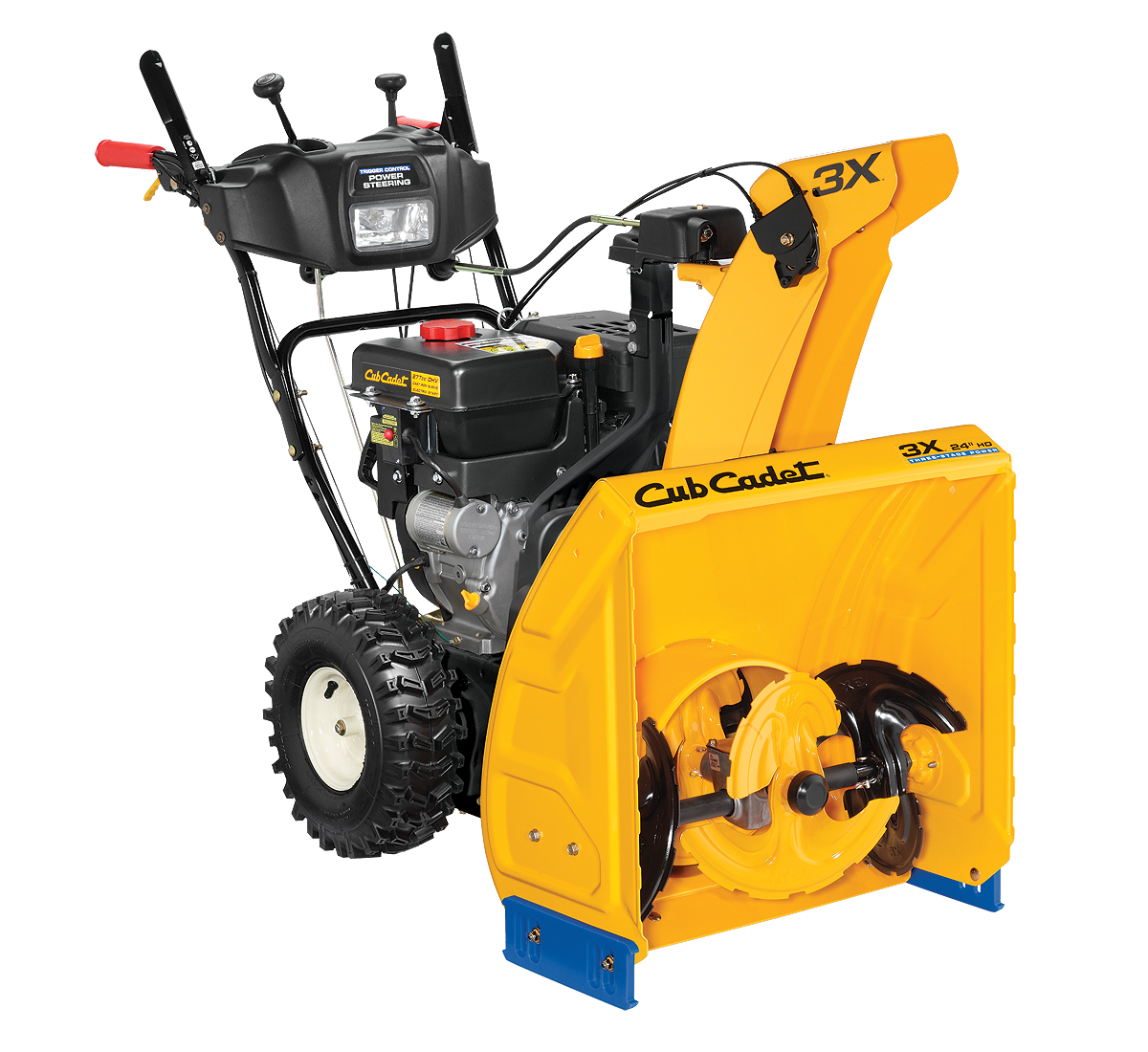 Cubcadet 3x 24 Hd Three Stage Who Even Knew That Was Possible This Thing Looks Tough Enough To Do My D Gas Snow Blower Snow Blower Electric Snow Blower