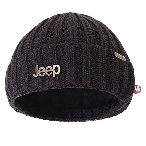 97d91ee9baa Jeep Wolfskin Winter Warm Twisted Knit Fleece Lined Ski Beanie   Click  image to review more details. (This is an affiliate link)