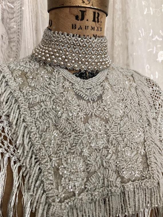 Exquisite Antique Wedding Collar / Ceremonial / Costume / | Etsy
