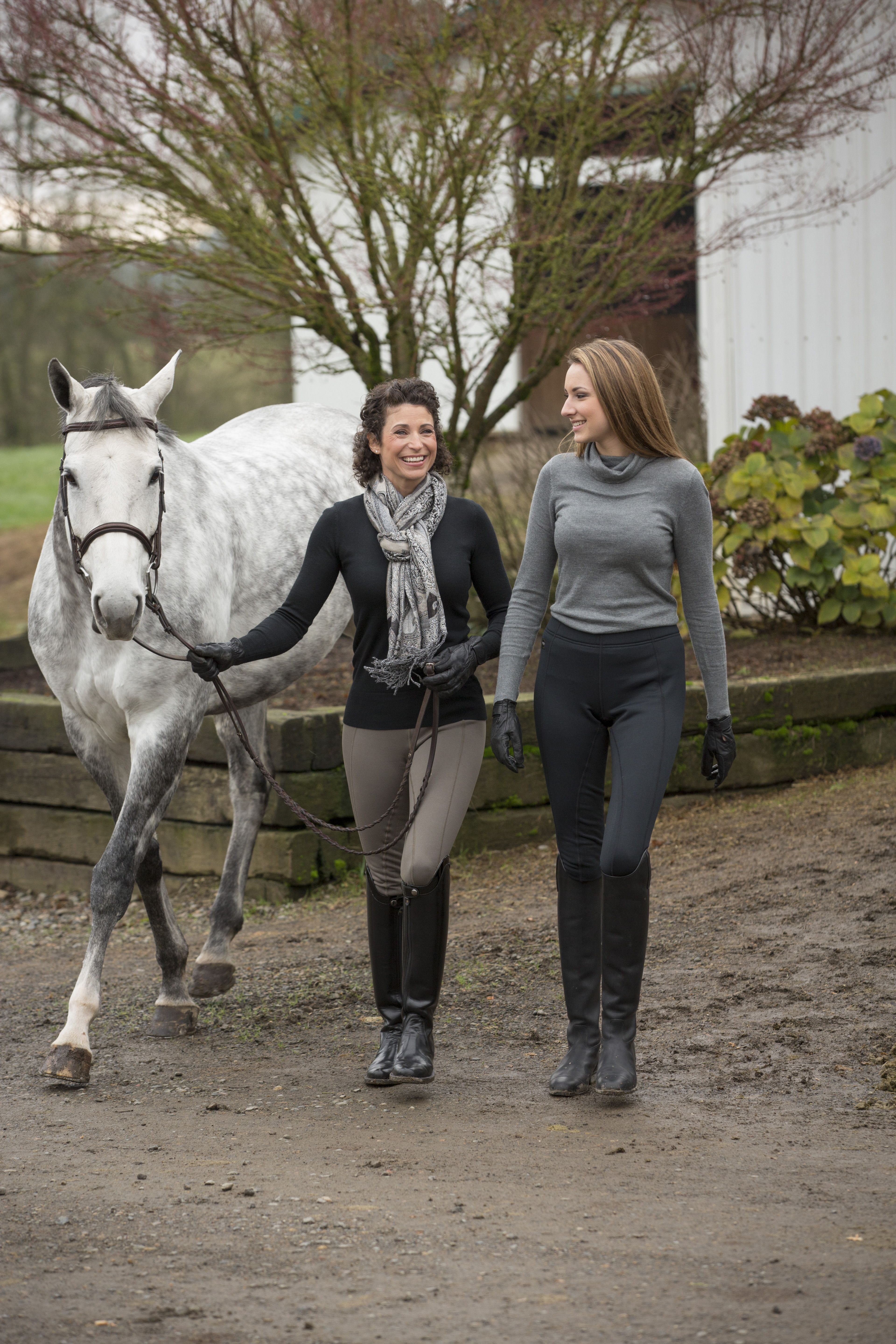 Wind Pro Treads Breeches That Insulate And Grip To Keep