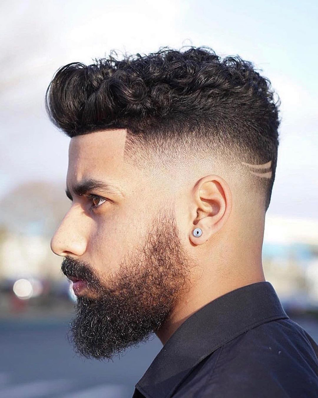 17 Best Short Hairstyles For Men 2020 The Indian Gent In 2020 High Fade Haircut Fade Haircut Curly Hair Men
